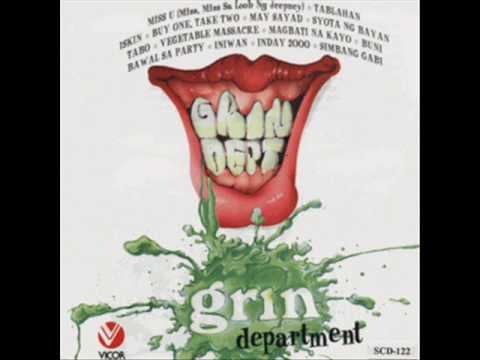 Grin Department - Tablahan