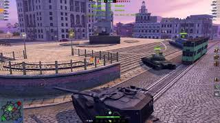 FV 215B 183 6890 DMG 2 Kills | World of Tanks Blitz | Youzeless