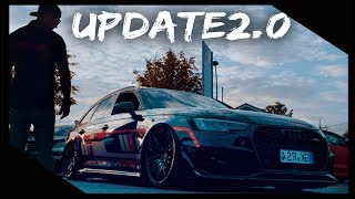 Audi RS4 B9 ! Unser neues Projekt Auto RS4 Update 2.0  Simon Motorsport