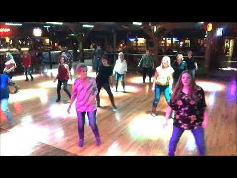 Look What God Gave Her Line Dance Demo 3 9 19