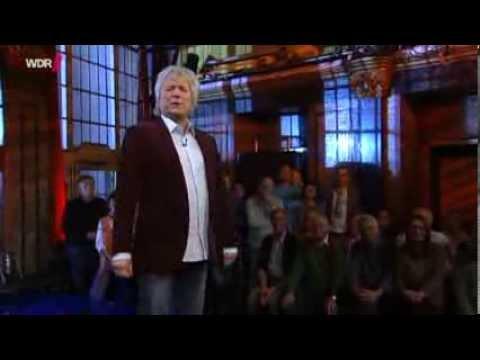 WDR Mitternachtsspitzen - Merkel und die NSA - Kabarett von Jürgen Becker - 23.11.2013
