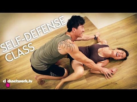Self-Defense Class - It's a Date! EP3