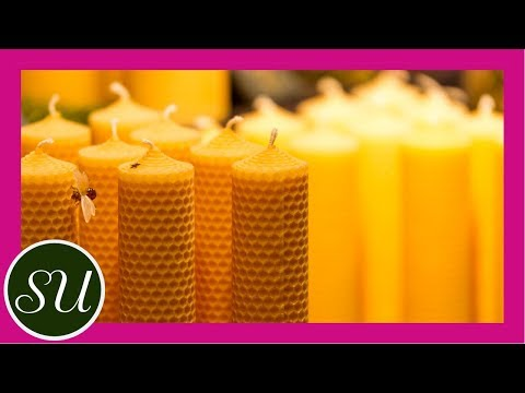 Make your own non toxic candle