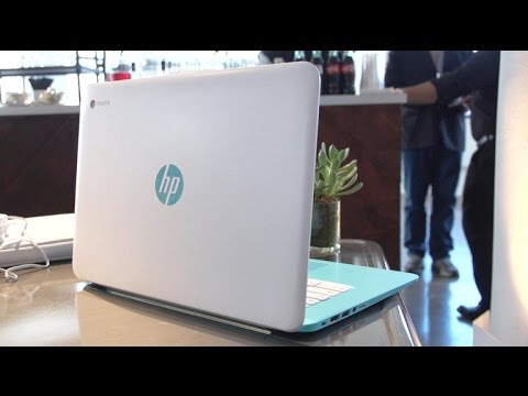 HP adds a colorful new 14-inch Chromebook