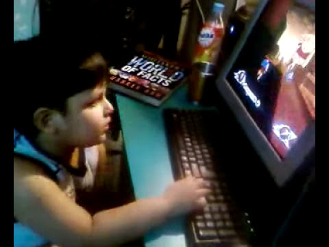 unbelievable computer baby