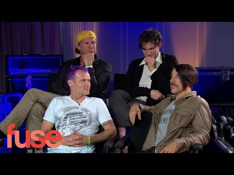 Red Hot Chili Peppers' New Beginning in