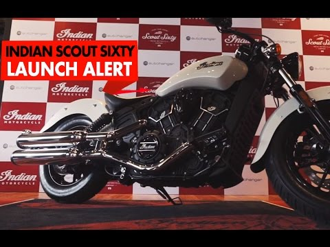 Indian Scout Sixty : Launch Alert : PowerDrift