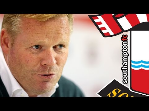 PRESS CONFERENCE: Ronald Koeman pre-West Ham