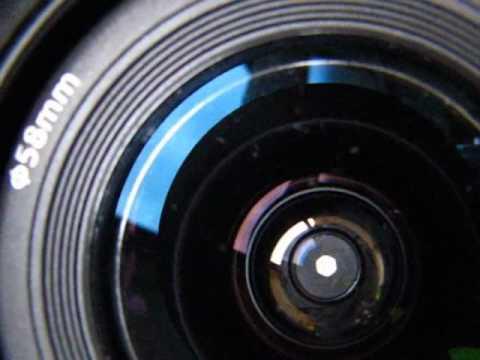 When an EF-S 18-55mm Lens Fails with Error 99