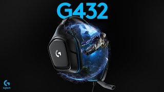 Introducing the G432 Gaming Headset