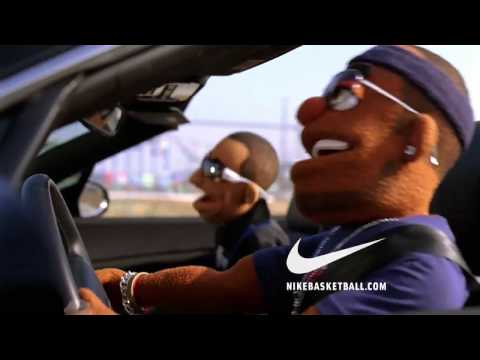 "Nike MVPuppets ""Car Jump"" (in HD)"