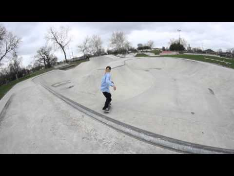 Skatebreak with Buckwheat