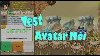 Ngọc Rồng Online - Cầm Jincote Mua Ct Mới 50% Sức Đánh Test Thử ^^