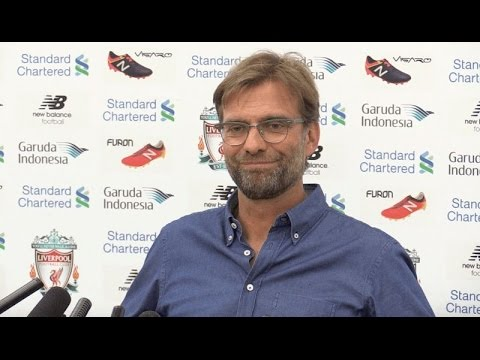 Jurgen Klopp pre-match press conference - Liverpool vs. Chelsea