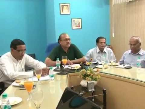 GM Crops INDIA - Videoconference - April 24, Biochicago