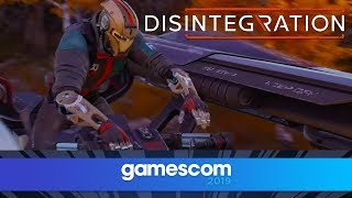Disintegration - FULL Reveal Presenation | Gamescom 2019 | Opening Night Live