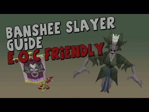 [RS] Banshee Slayer Guide 2013 l E.O.C l Commentary [HD]
