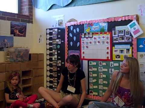 Bennett Center Preschool Teaching