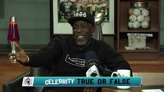 """Celebrity True or False ""with Michael K. Williams of ""The Wire"" 