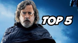 Star Wars The Last Jedi Ending Explained and New Jedi Powers Breakdown