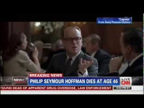 Philip Seymour Hoffman's death - Breaking news CNN discussion