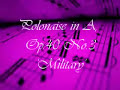Chopin - Polonaise in A, Op.40 No.1, ' Military '