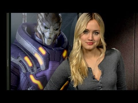 A Resident Evil Mystery & Mass Effect 3 Demo!- IGN Daily Fix 01.18.12