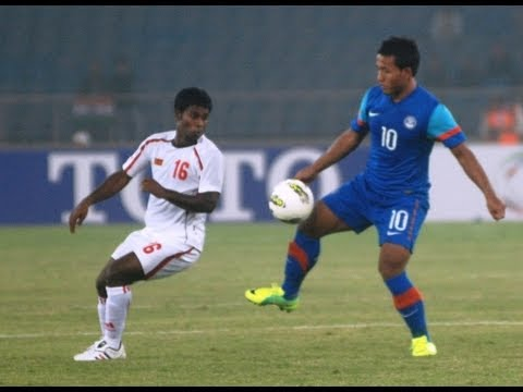 India vs Sri Lanka (Highlights) SAFF Championships 2011