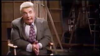 "Prime Time Glick with Martin Short ""Jiminy Glick on Pop Stars"" TV Ad – Summer 2001"
