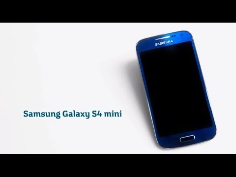 MOVISTAR - Samsung Galaxy S4 Mini Review