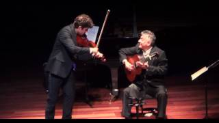 Daniel Guedes 40th Birthday Celebration Concert - Brahms Hungarian Dance 5