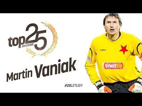 TOP 25 osobností: Martin Vaniak