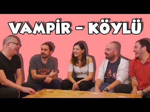 Vampir & Köylü Oynadık - Arkadaşlık Bozan Oyun