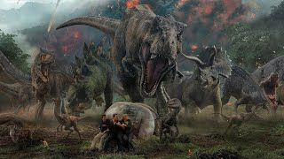Jurassic World: Fallen Kingdom Review & Discussion [SPOILERS]