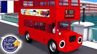 Les roues du bus - Partie 6 | Comptines | Little Baby Bum en Français | Comptines Pour Bébé