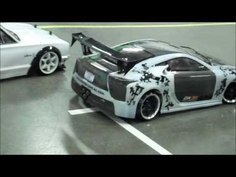 Lexus LFA rc drift AE86, SKYLINE