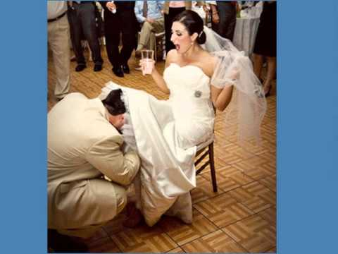 Weird, Unusual, Unique Or Funny Wedding Ideas