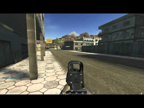 Project Reality v1.033 - Muttrah City, Marine Insertion