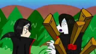 Naruto Shippuden parody - Tik Tok.wmv