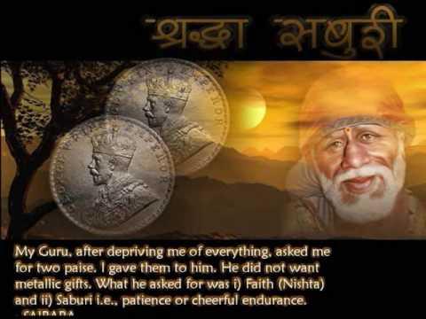 Hey  Sai Ram Hey Sai Ram - Shirdi Sai Baba  Chant  (Dhun)