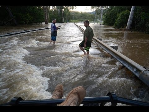 Major flooding at Mt Molloy from Cyclone Ita
