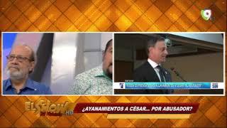 """Rueda de prensa sobre allanamiento a César """"El Abusador"""""""