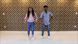 Bhangra basic easy steps #3  tutorial by THE DANCE MAFIA MOHALI