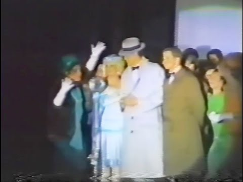 Knoch High School Singing in the Rain Musical 1993 - Part 1