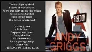 Watch Andy Griggs The Road To Lasting Love video