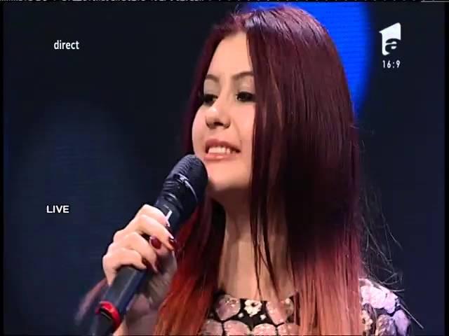 """Duel: Jessie J - """"Do it like a dude"""". Vezi interpretarea Erikăi Isac, la X Factor!"""
