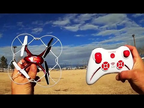 Syma X11C Quadcopter Drone With HD Camera