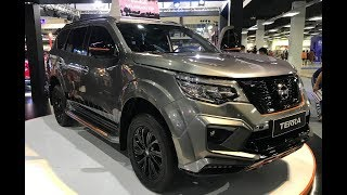 All New 2020 Nissan Terra | The Dynamic SUV