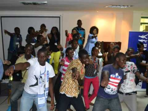 Aiesec Legon 2012-2013 Year Flashback video