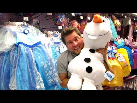 Toy Hunting - Disney Frozen, My Little Pony, Shopkins, Zelfs, Hex Bugs, Disney Fairies video